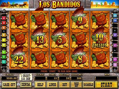Los Bandidos ™   Magic Coin